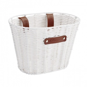 Electra Plastic Woven Small White Basket.jpg